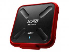 A-Data 512GB ASD700X USB3.1 Black/Red