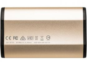 A-Data 512GB SE730H USB3.1 Type-C Gold